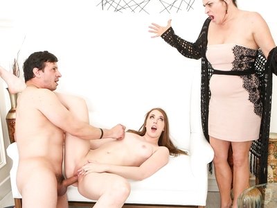I Caught My Daughter Fucking My Boyfriend #02