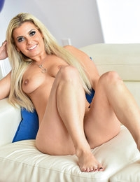 Well that was fun! Hey guys Alana Luv here. I was so excited to shoot for FTVmilfs. I've always wanted to since I saw some model friends of mine shoot for you guys and I just loved the look of it. I LOVED my shoot. I got sex, twice! I'm a New York girl, but I come out to LA for modeling and work in general. I love it back east for sure :) What I loved about the shoot today was that it was just natural. Codey was amazing and my director picked him specifically for me. I just loved being able to do my thing and enjoy Codey :) I hope you all love it! Muah, back to Brooklyn!