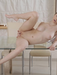 Join brunette Beata as she fucks her needy pussy with her fingers and works her way towards an incredible orgasm