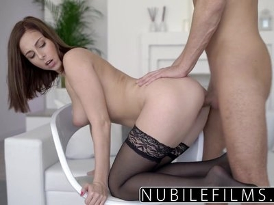 NubileFilms - Big Tit Step Sis Wants My Cock