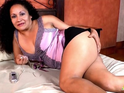 LatinChili Grandmas Hot Solo Videos Compilation