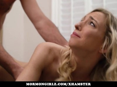Mormongirlz - Naughty girlfriend fucked by older stranger