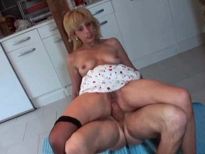 Hot milf and her younger lover 928