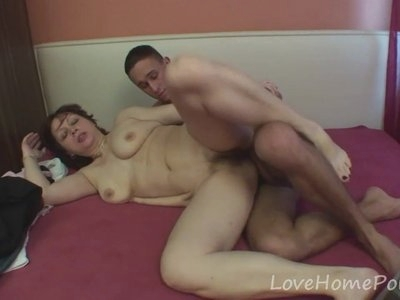 Hot teacher gets fucked by her student