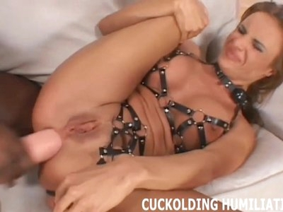 You and your limp cock just cant satisfy me