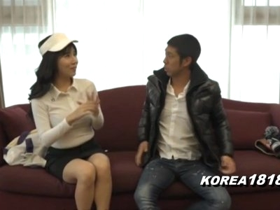 Korean Porn MILF Seduced and sexy