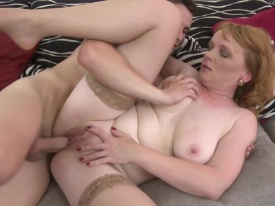 Sexy moms fucked in wet hungry holes by boys