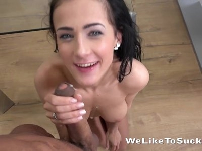 Weliketosuck - Nicol Love takes a cock from pussy to mouth