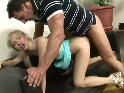 Young slut fucked by her boss