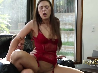Banging his horny Stepsister