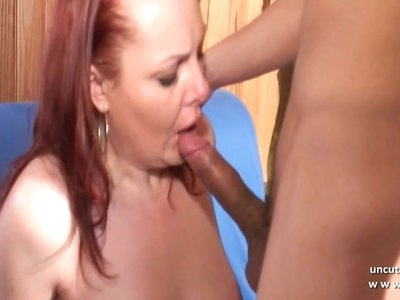Chubby amateur french redhead analyzed and fist fucked