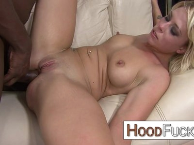 petite blonde loves black cock