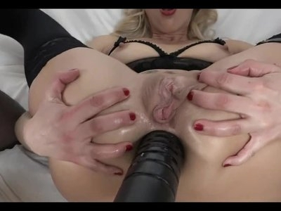 Brit Tany Bar Dot DoubleAnal ch1