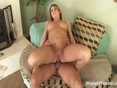 Ass Fuck Loving Babe Gets Pounded
