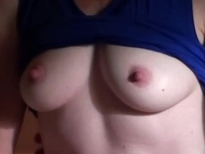 Fit wife has strong orgasm