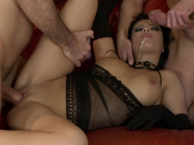 Husband Offers Latina Wife To Porn Director For Anal Scenes