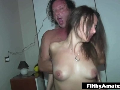 Debby, a new great slut for Alex