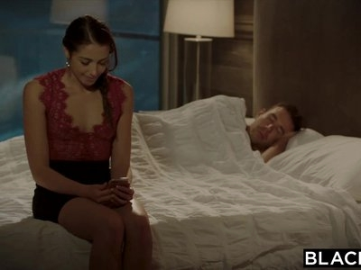 BLACKED Unsatisfied Girlfriend Cant Resist BBC
