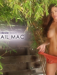 Abigail Mac shows you her beautiful body