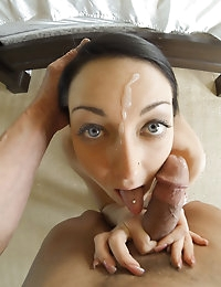 Young hot slut needs every inch of cock to be satisfied