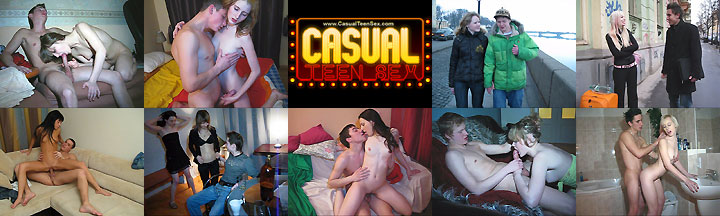 Casual Teen Sex