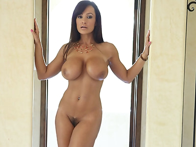 Busty Lisa Ann Demands Younger Man Attention