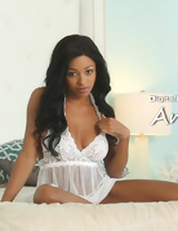 Anya Ivy shows you to her bed