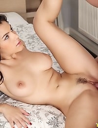 hot euro babe giant ass gets fucked hard doggy style
