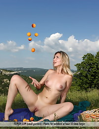 Free FEMJOY Gallery - MILENA J. - Juicy Fruit - FEMJOY