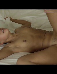 Lusty newcomer Apolonia Lapiedra seduces her man in the shower to kick off a horny fuck fest in her cock craving pussy