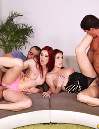 Watch EuroSexParties scene So Ready featuring Antonia Sainz Browse FREE pics of Antonia Sainz from the So Ready porn video now