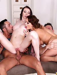 Watch EuroSexParties scene Group Sex featuring Emily Thorne Browse FREE pics of Emily Thorne from the Group Sex porn video now