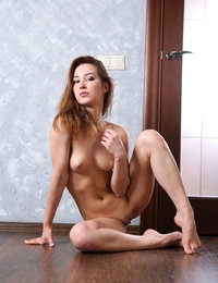 Glorious Emily has flawless lean body and fantastic welcoming holes