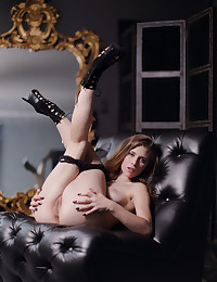 New X-Art Girl Anya Olsen will drive you crazy (in a good way). With her crystal blue eyes and luscious lips, she offers an unforgettable image of female sensuality and explosive erotic sensation. This college coed and part-time model could give anyone quite an education.