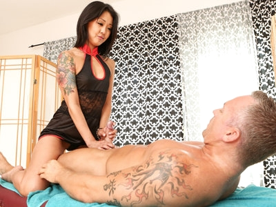 Asian Strip Mall Massage #02